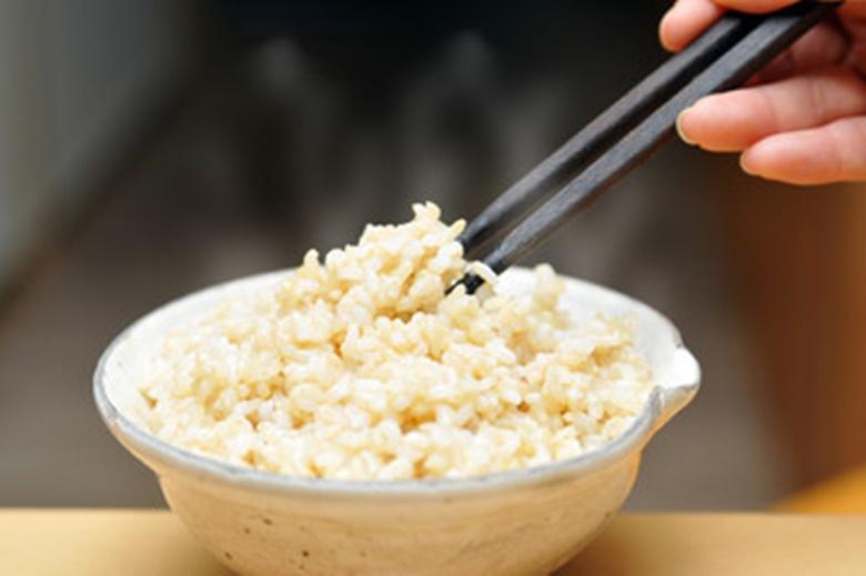 玄米ご飯の美味しい炊き方