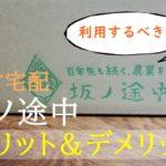 「坂ノ途中」野菜の評判は?口コミをチェック!!【利用するメリットとデメリットを解説】